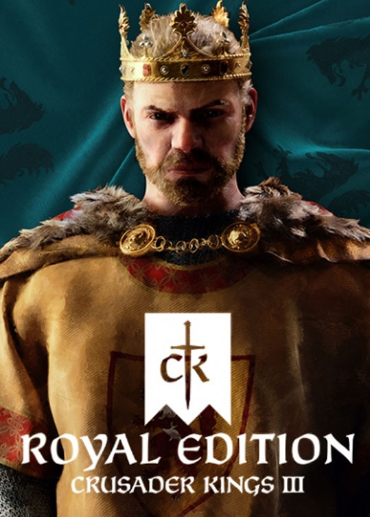 Crusader Kings III Royal Edition (PC, активация Steam)