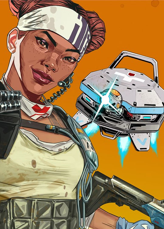 Apex Legends. Lifeline Edition