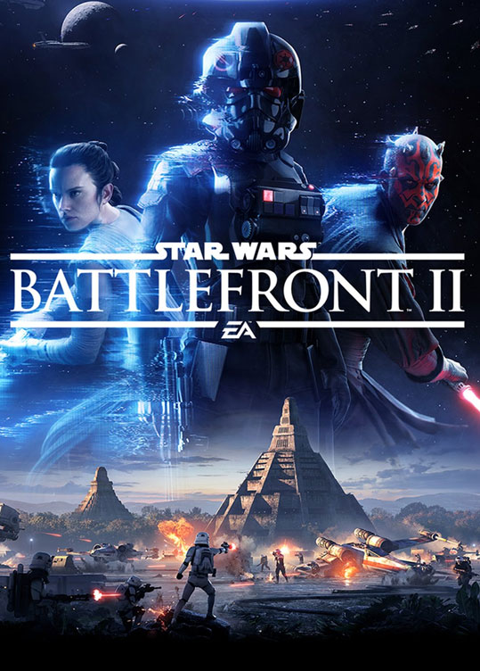 Star Wars: Battlefront II (PC, цифровой код)